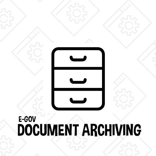 E-Gov Document Archiving