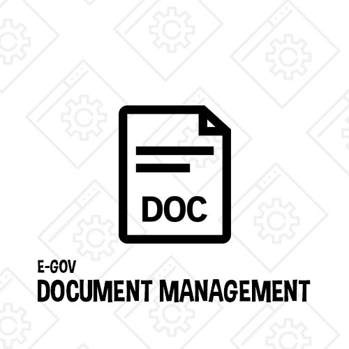 E-Gov Document Management