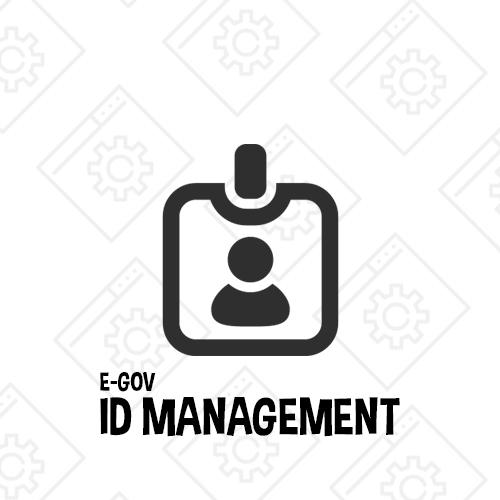 E-Gov ID Management