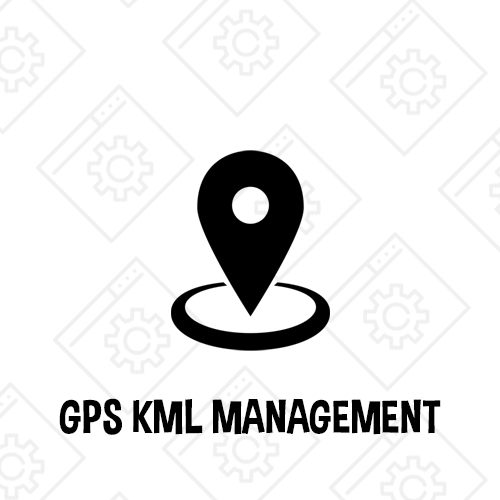 GPS KML Management