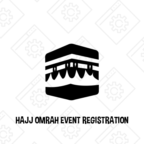 Hajj Omrah Event Registration
