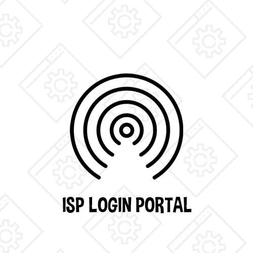 ISP Login Portal